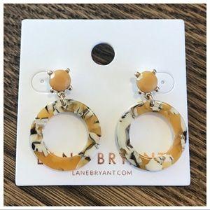 Marble Acrylic Earrings